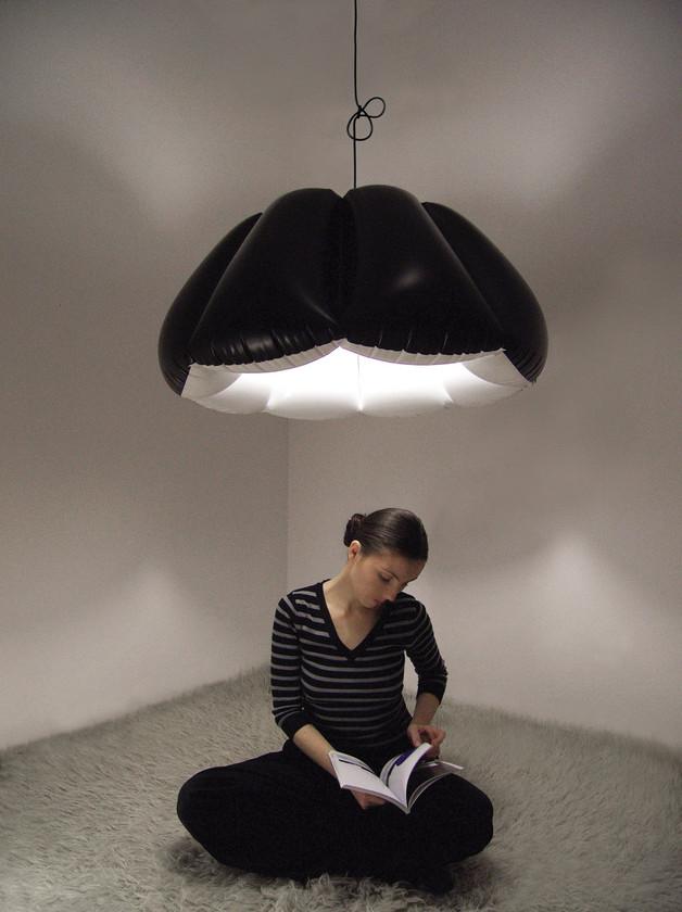 lampa-czarna-biala
