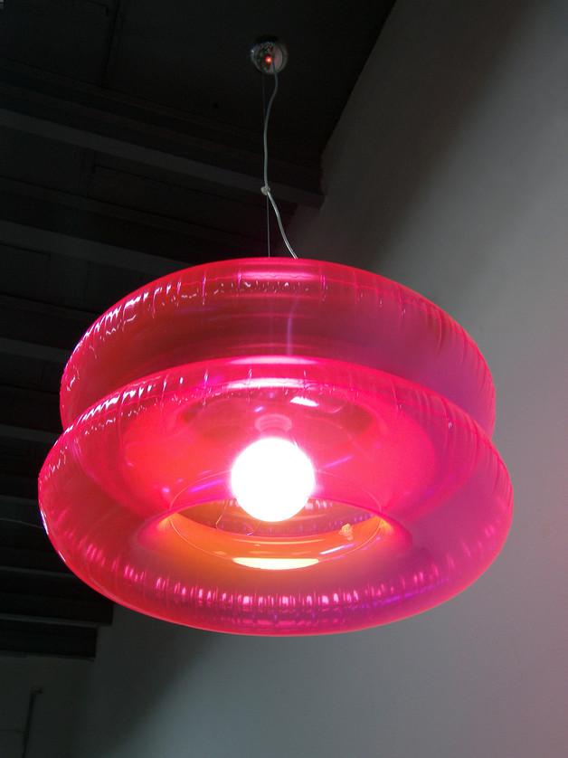 rozowa-lampa