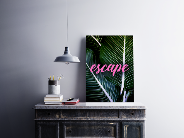 dżungla-liście-plakat-jungle