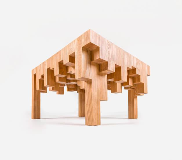 drewniany-geometryczny-stolik-kawowy