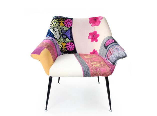 fotel-boho-patchwork