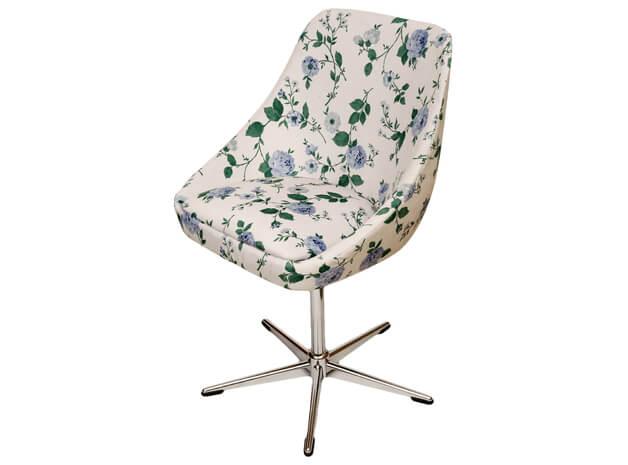 fotel-obrotowy-w-kwiaty-lata-60