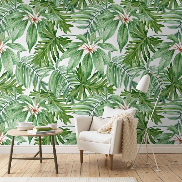 fototapeta-palmy-dżungla