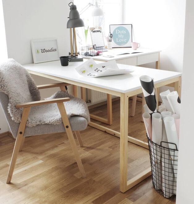 minimalistyczne-biurko-styl-skandynawski