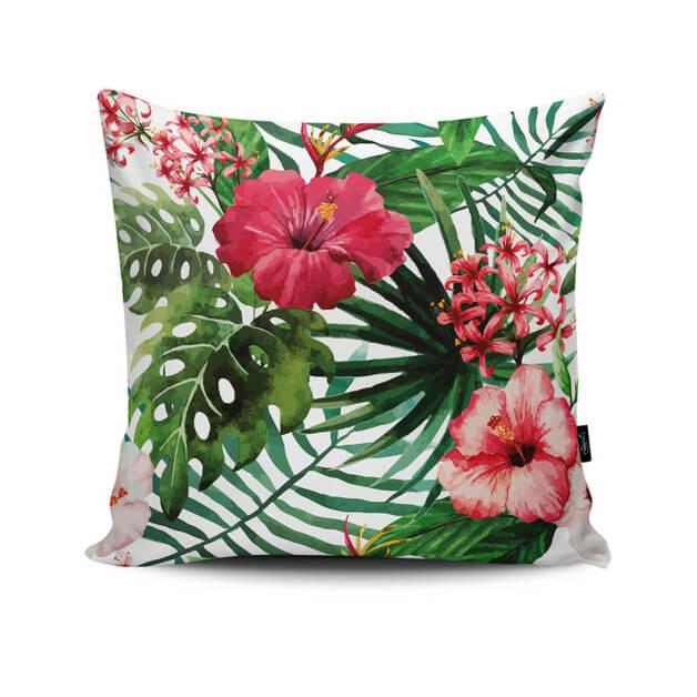poduszka-jungle-flowers-tropikalne-kwiaty