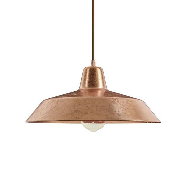 złota-lampa-wisząca