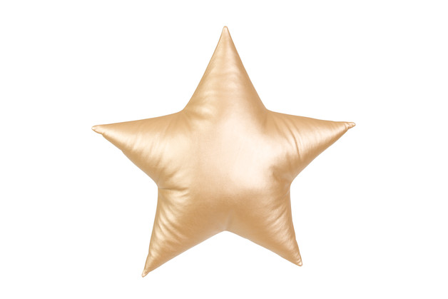 złota-poduszka-gwiazda