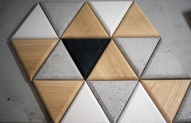 płytki ceramika patchwork wnętrza inspiracje modern