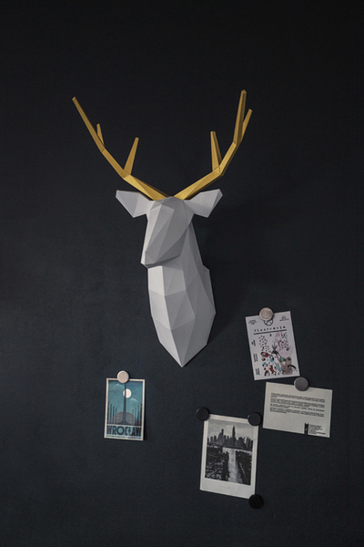 origmi-biały-jeleń