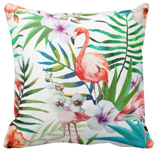 poduszka-flamingi-tropiki