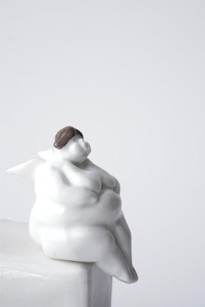 ceramiczna figurka