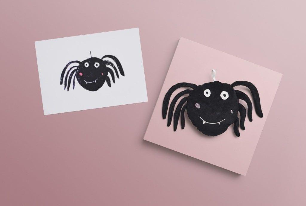 ikea pająk