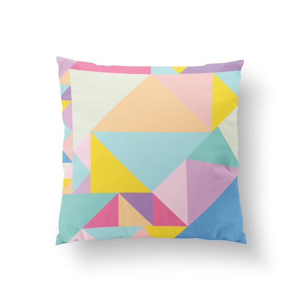 poduszka we wzory