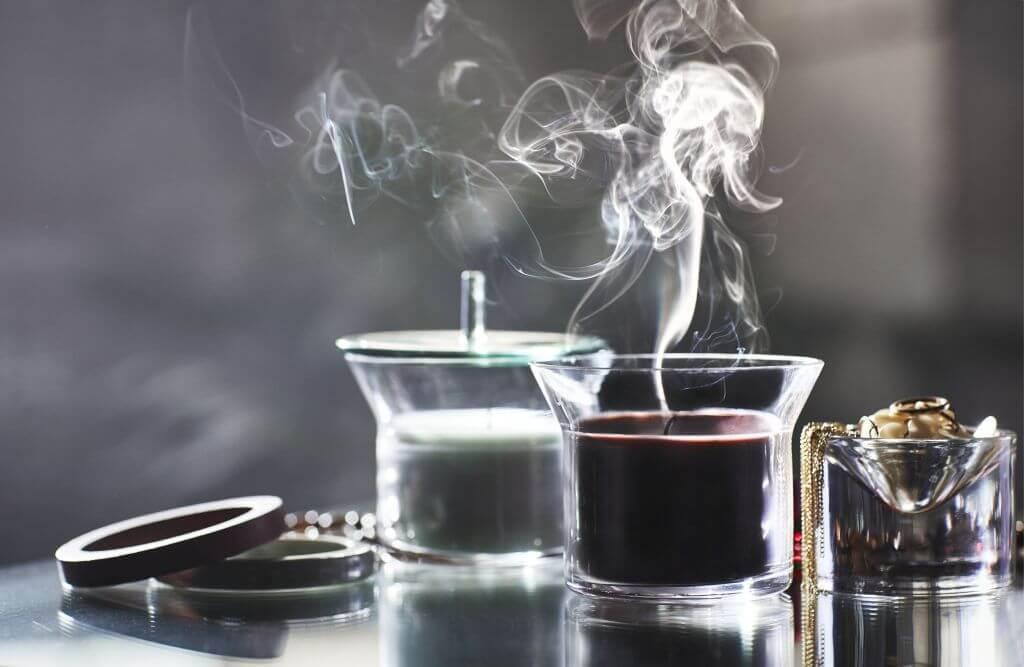 świeczki- kolekcja mai Ganszyniec