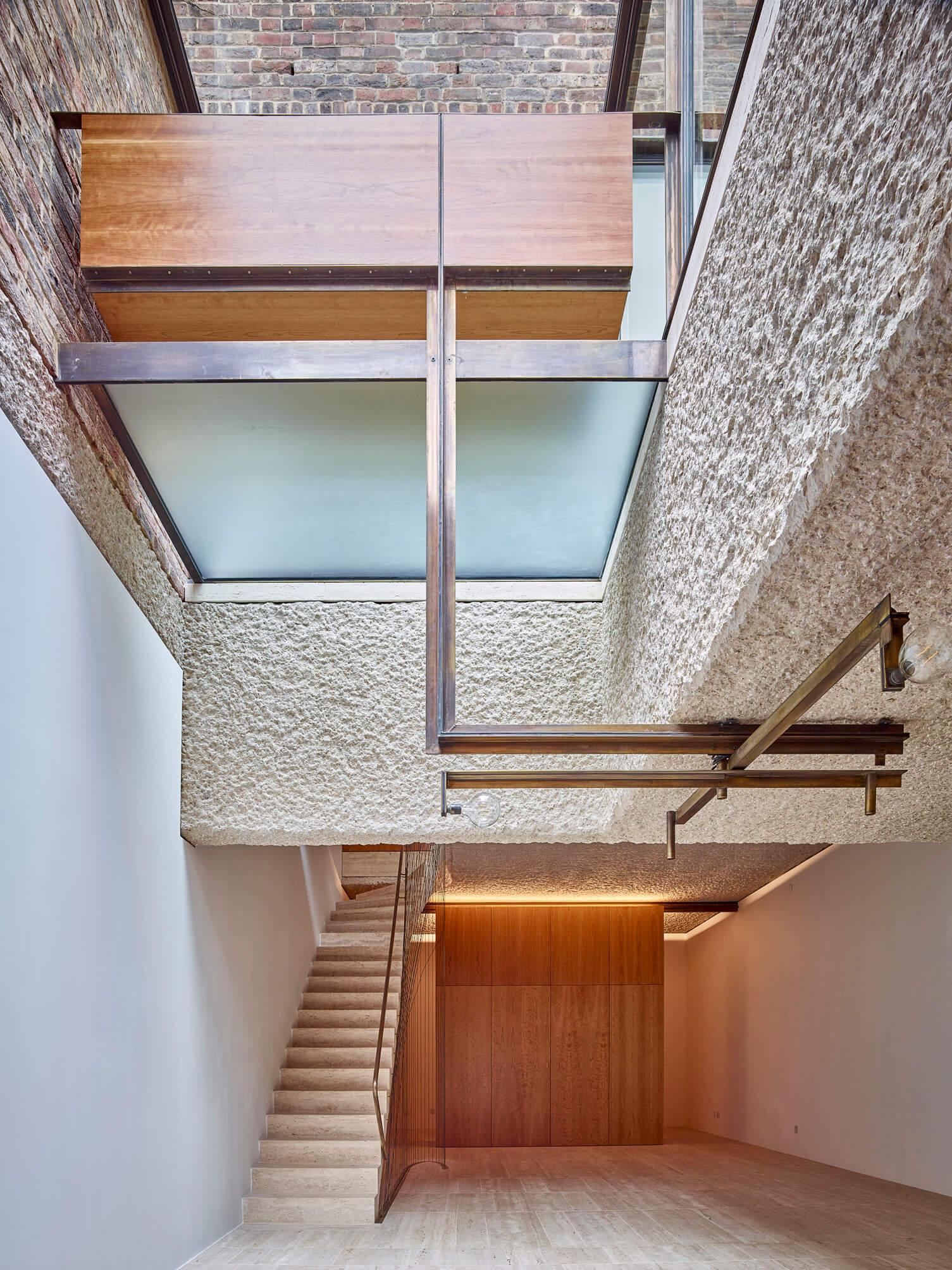 loft schody