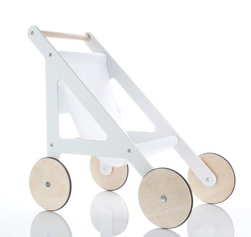 ekologiczne zabawki wózek