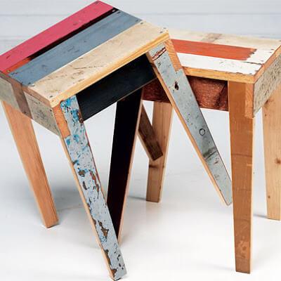 upcykling-krzesło