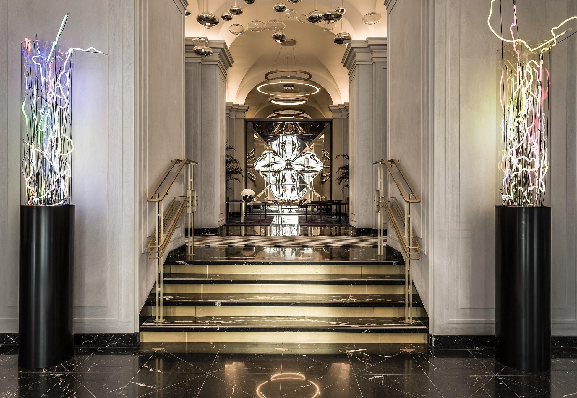Raffles-Europejski-Warsaw-Lobby