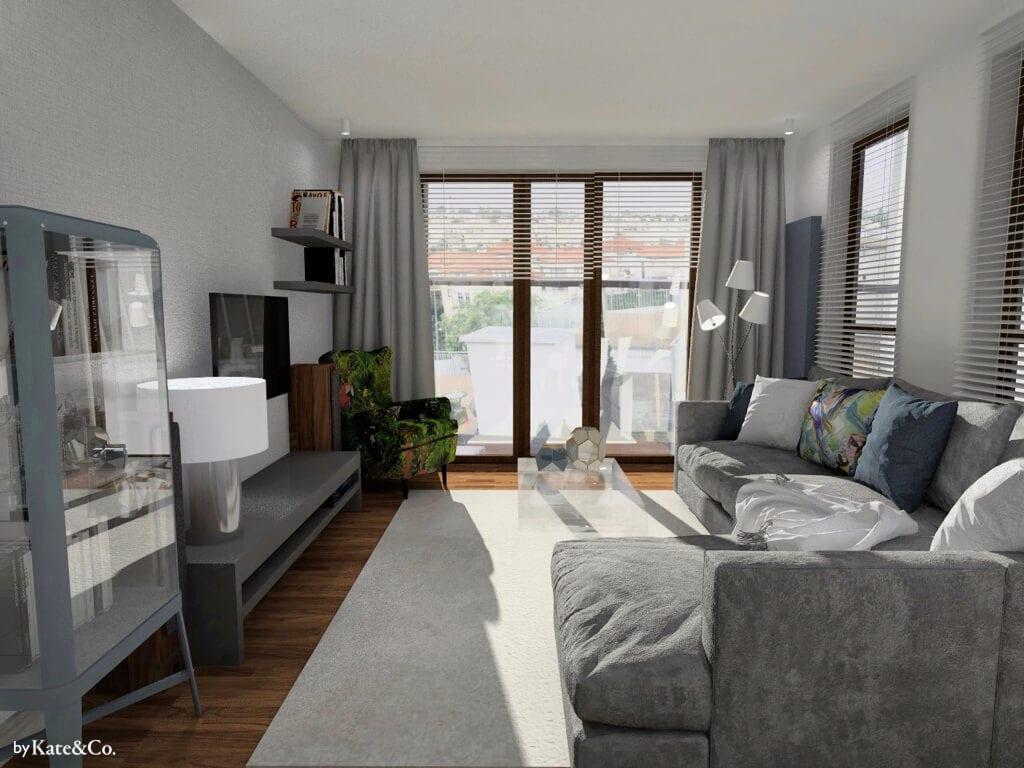 metamorfoza mieszkania