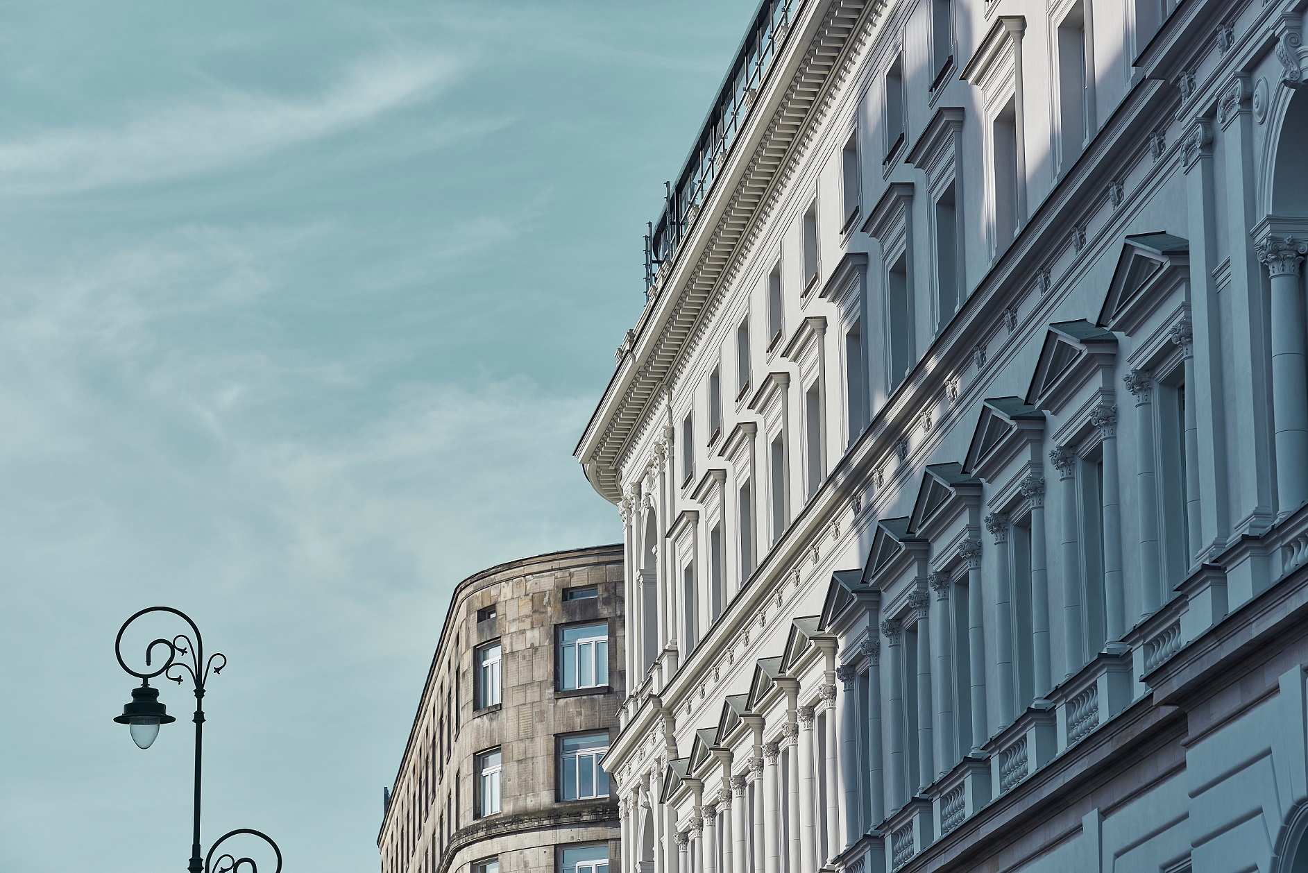 Raffles-Europejski-Warsaw-Facade