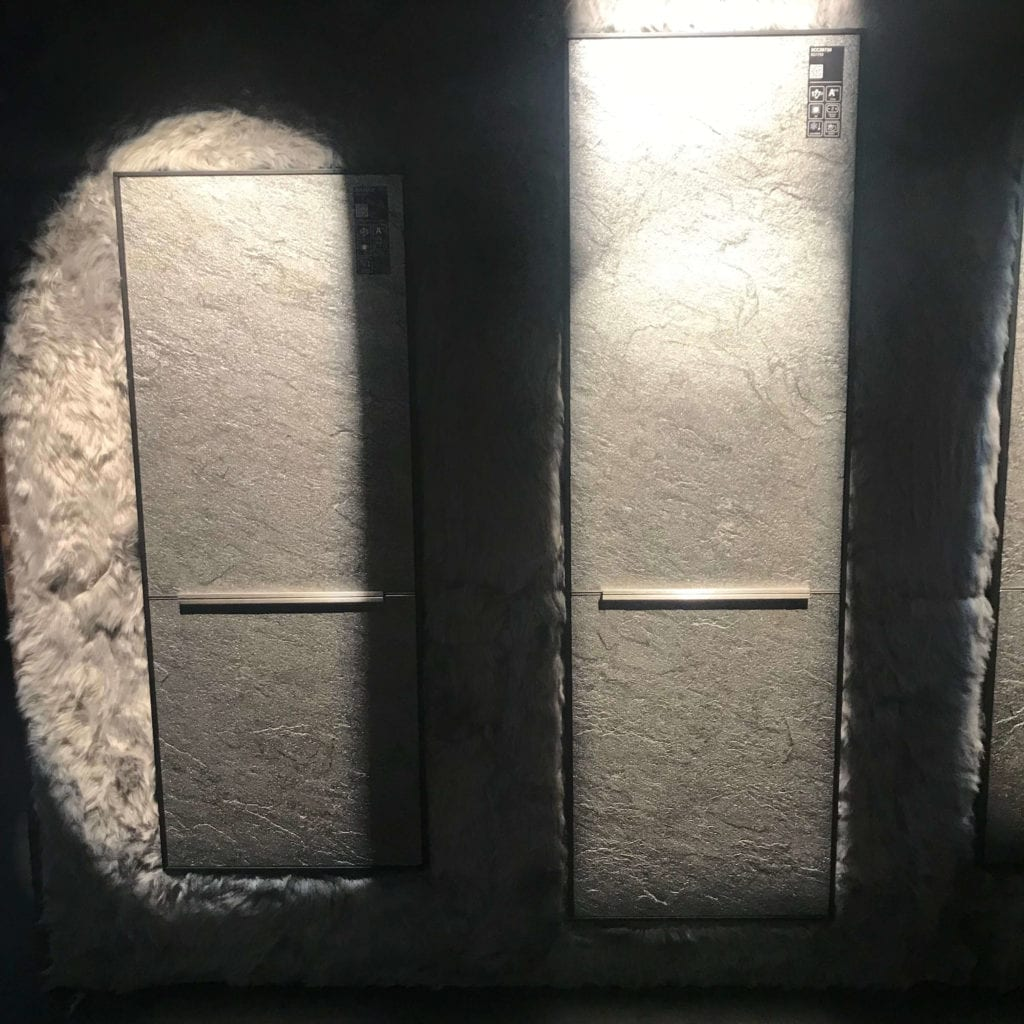 remont kuchni ekscentryczna ściana