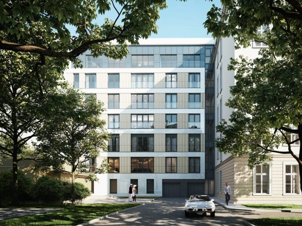 Apartamenty Foksal