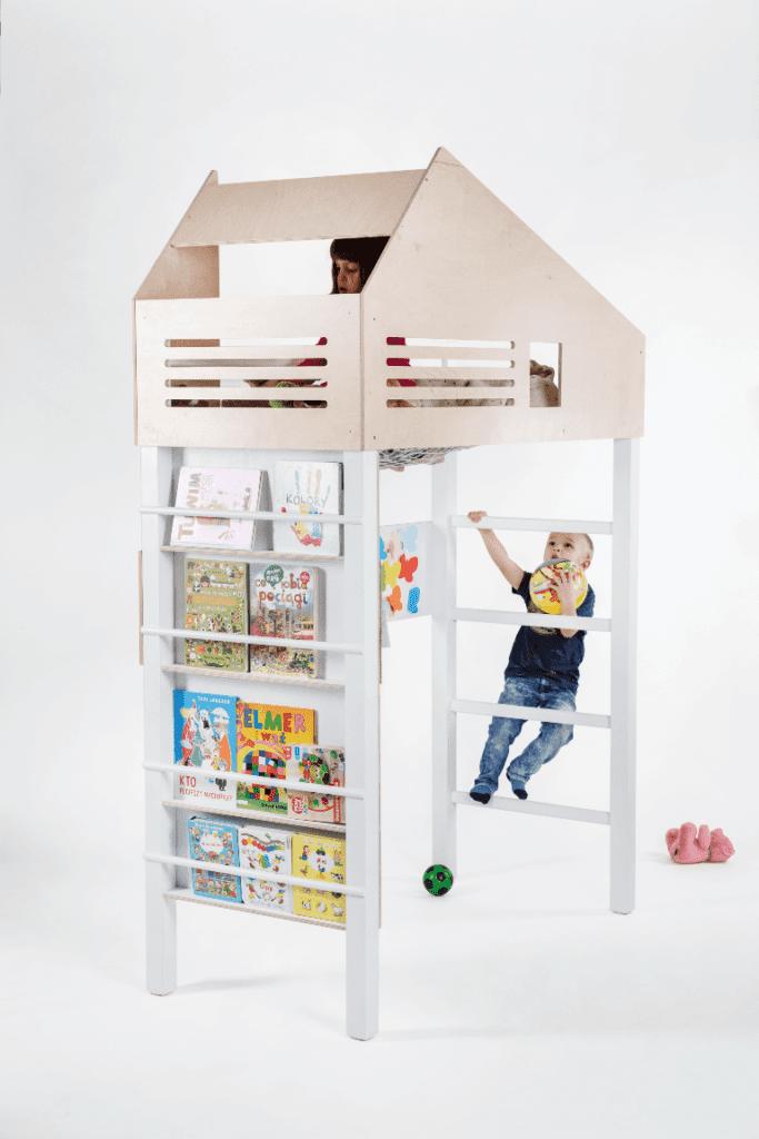 łóżko domek meble do pokoju dziecka
