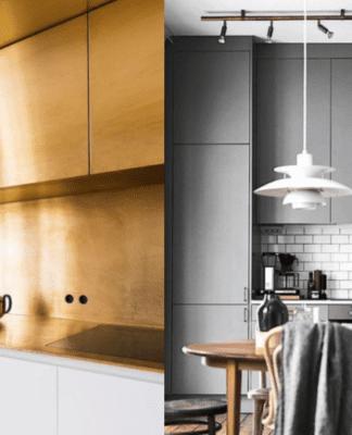 Trendy kuchnie 2019