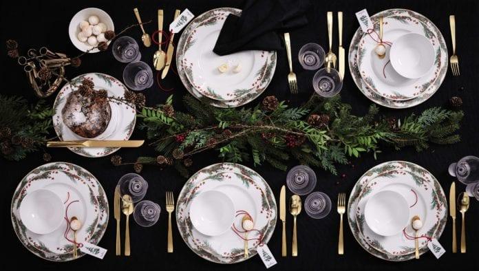 Rosenthal kolekcja Aida zastawa stołowa edycja limitowana