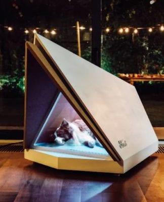 Ford akustyczna buda dla psa