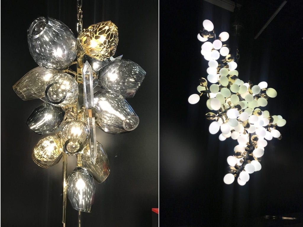 lampy bardzo bogate