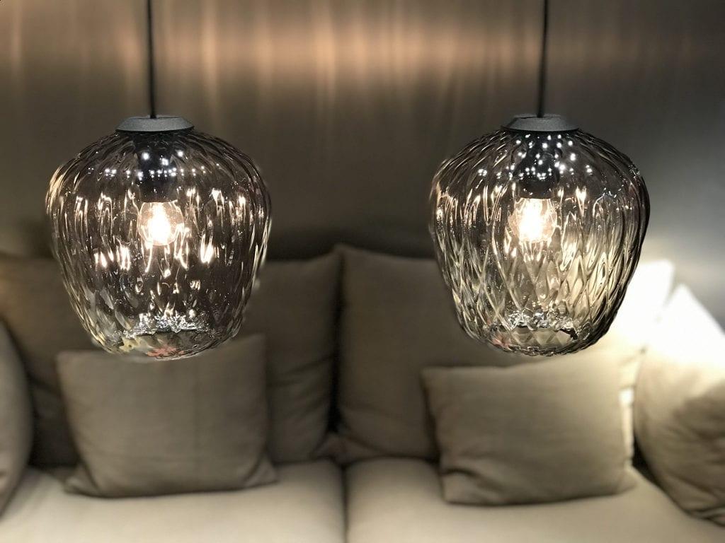 lampy klosze szklane