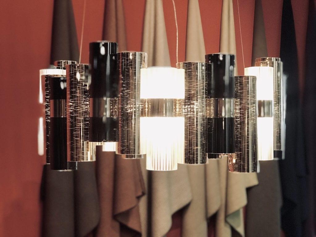 lampa ze szkła