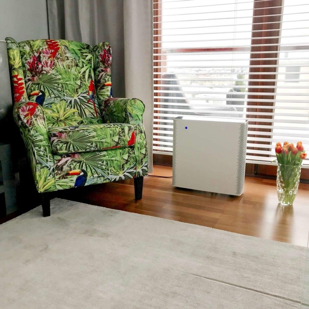 salon Oczyszczacz powietrza