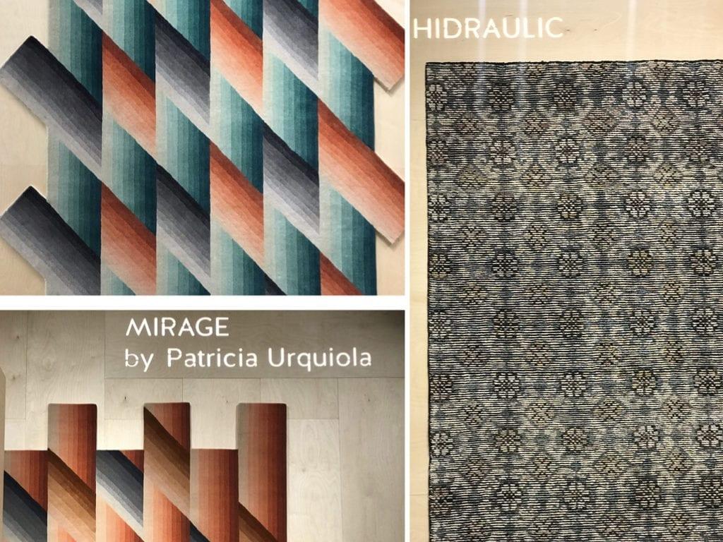 dywany geometryczne
