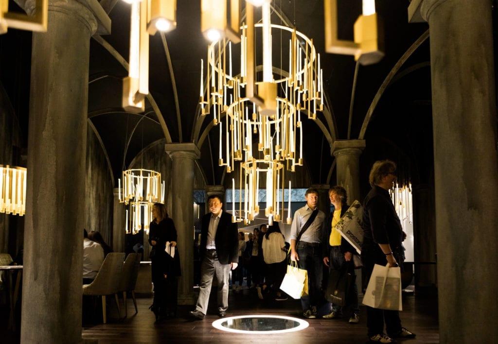 Euroluce Salone del Mobile