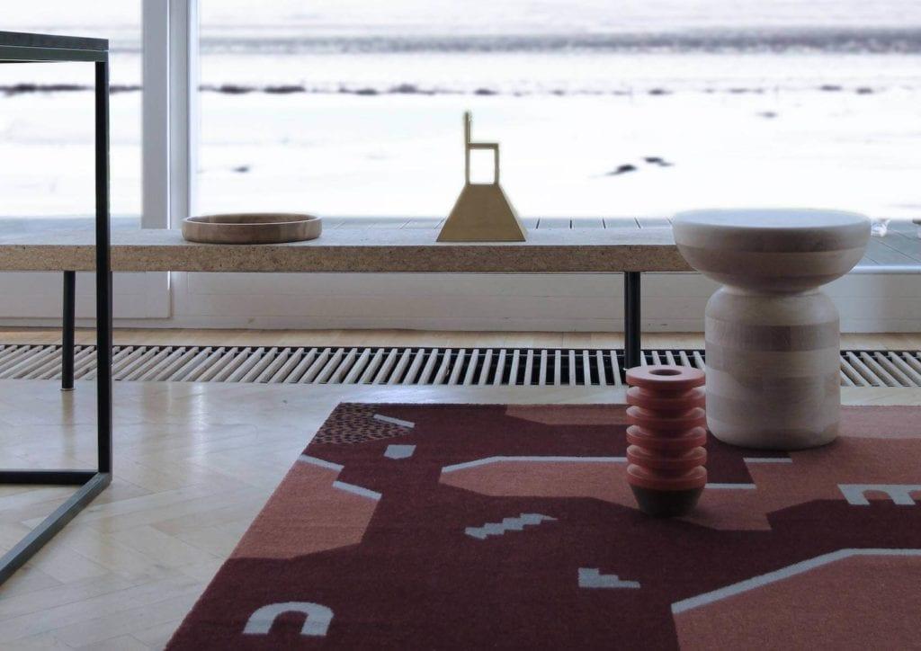 Kolekcja dywanów Future Illusions- Kosmos Project / Agnella