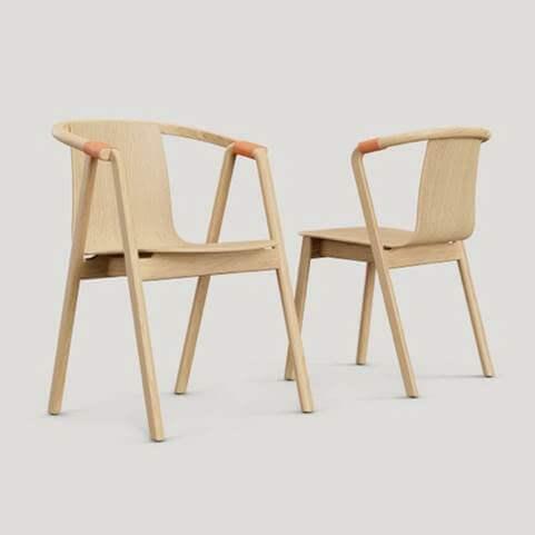 Krzesło Sarna z kolekcji KOS- Nurt