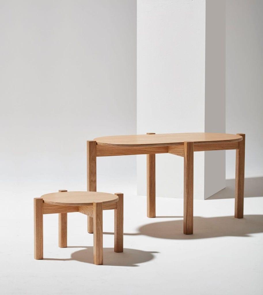 PIANO Coffee Table- Nudo design