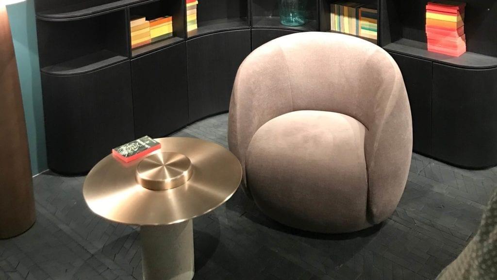 rochebobois trend na przytulne fotele