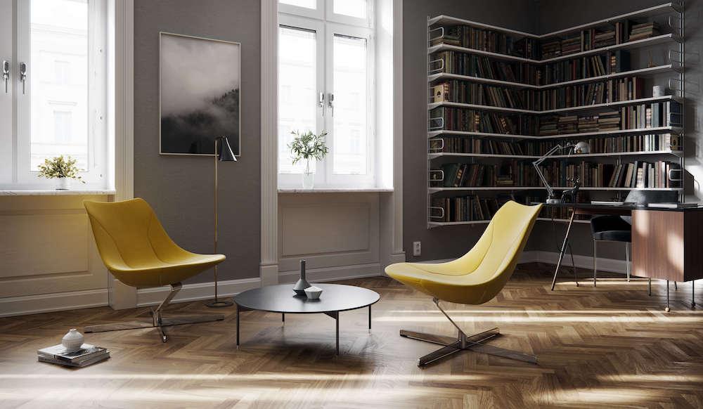 Fotel Chic Lounge, Fot. Profim