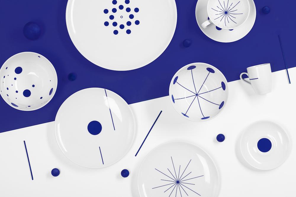 wzorowe naczynia kolekcja