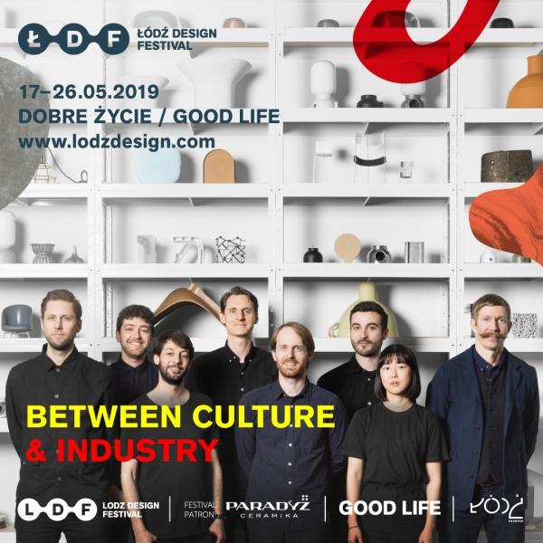 Dobre życie Łódź Design Festival