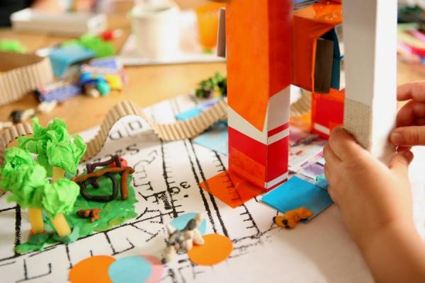 warsztaty dla dzieci Łódź Design Festival