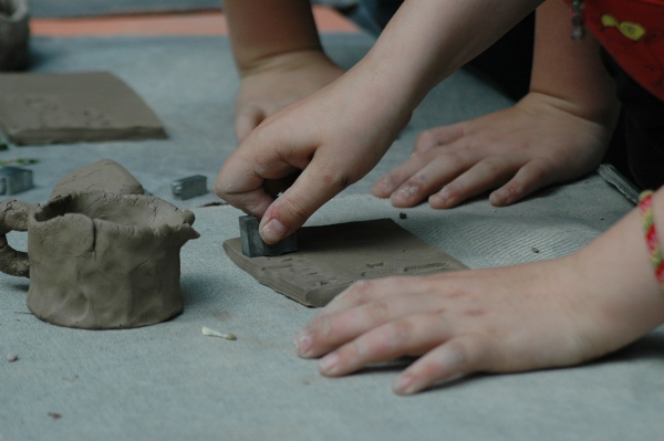warsztaty z ceramiki dla dzieci