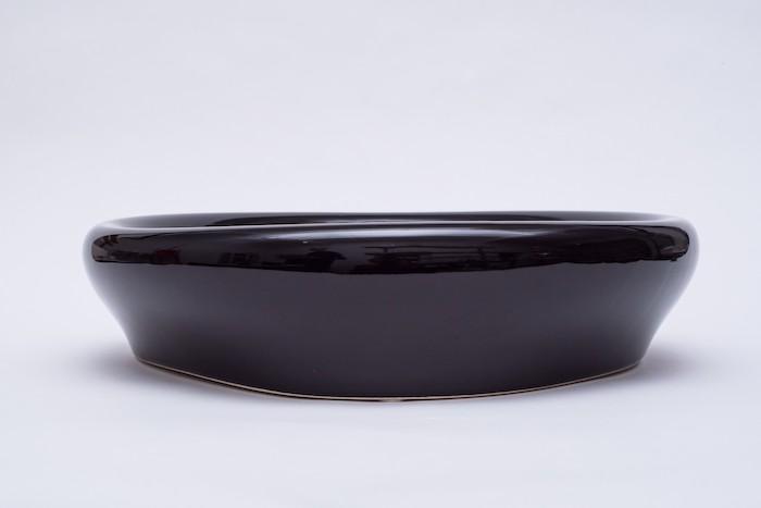 umywalka czarna