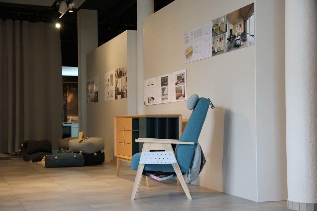 Noc z Design_em fotel