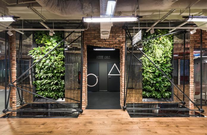 Coworking Brian Embassy mode:line najlepsze biuro rośliny
