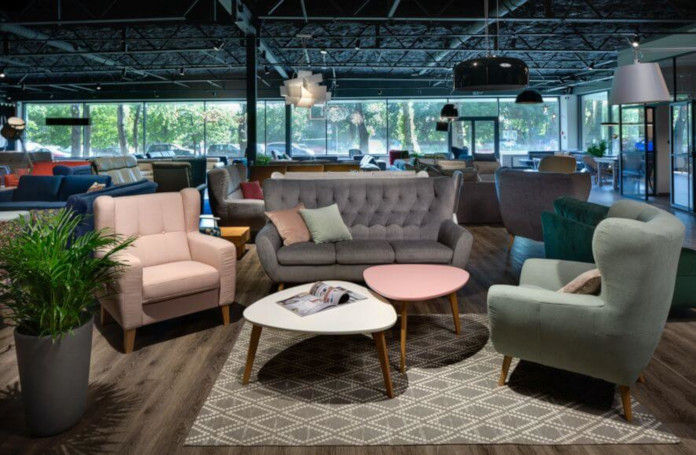 Meble Gala Collezione sofa kanapa fotel stolik kawowy salon inspiracje design
