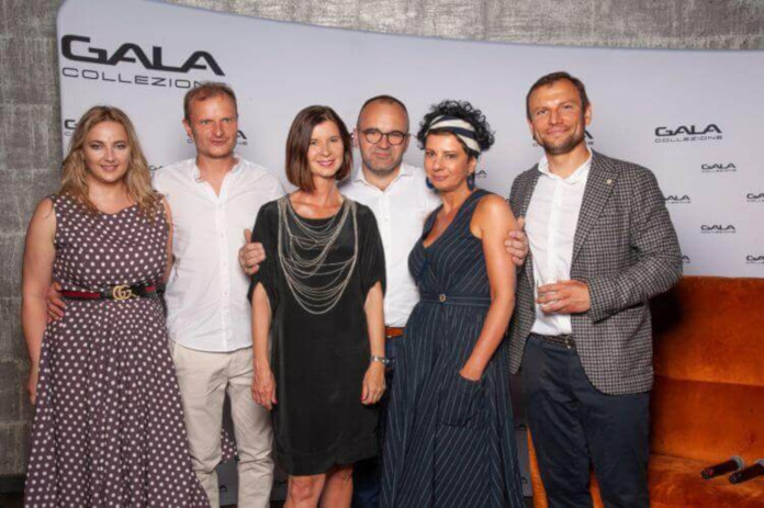 Salon Przestrzeń Inspiracji Gala Collezione otwarcie